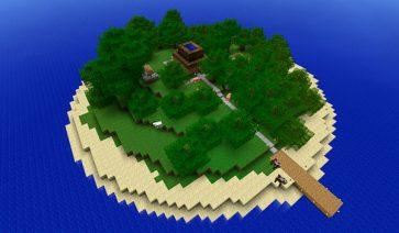 Escape Island Map
