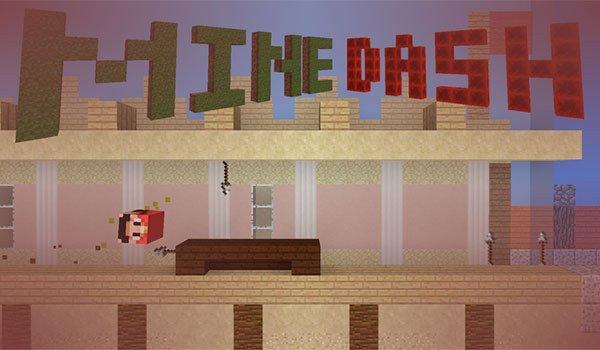 Mine Dash Map