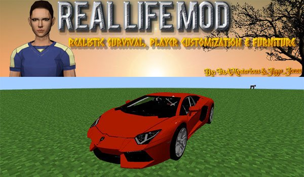 Real Life Mod