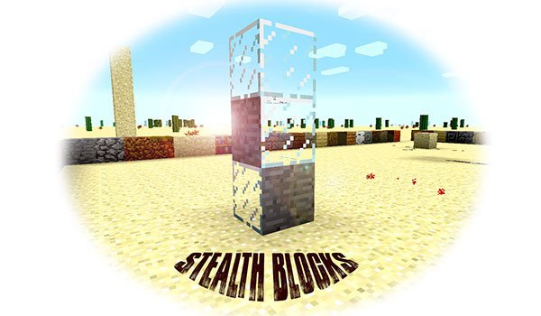 Stealth Blocks Mod