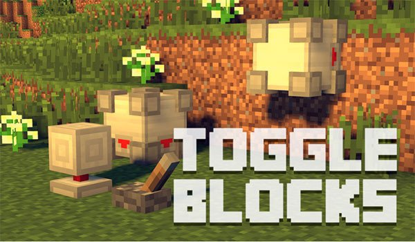 Toggle Blocks Mod