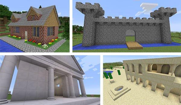 ArchitectureCraft Mod