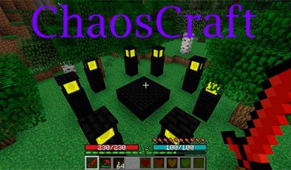 ChaosCraft 2 Mod