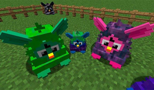 Furby Mania Mod