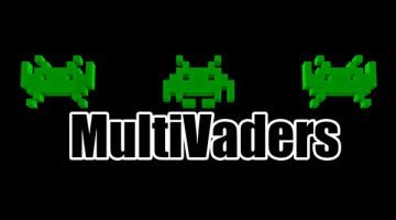 MultiVaders Map
