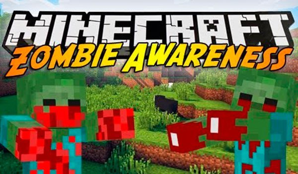 Zombie Awareness Mod