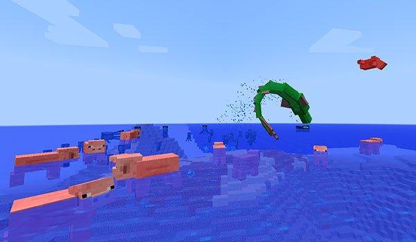 Aquatic Abyss Mod