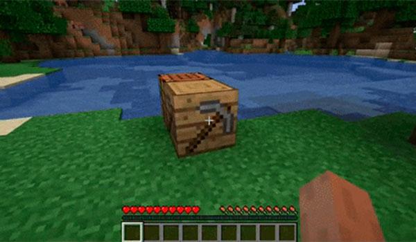 Advanced Mining Dimension Mod