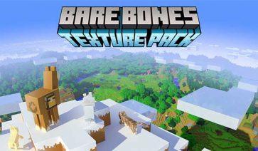 Bare Bones Texture Pack