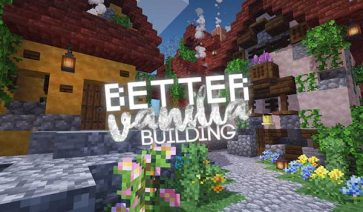Better Vanilla Building Texture Pack