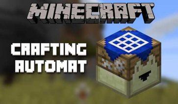 Crafting Automat Mod