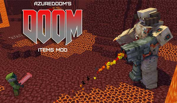 Doom Items Mod