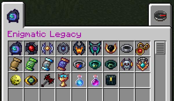 Enigmatic Legacy Mod