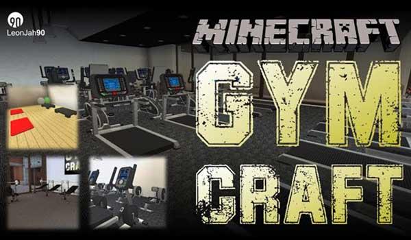 GymCraft Mod