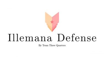 Illemana Defense Map