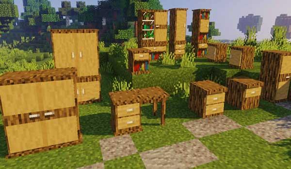 Macaw's Furniture Mod