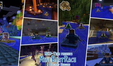 MineBoatRace Map