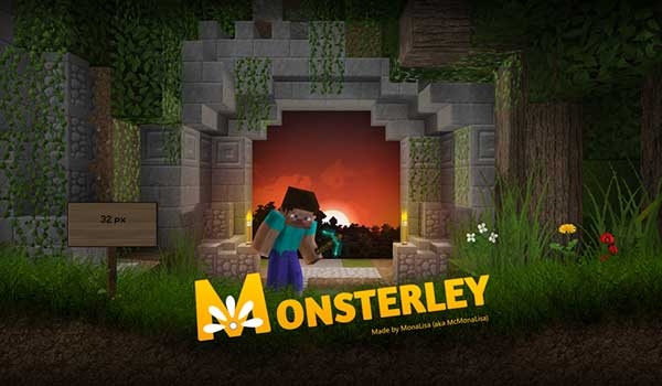 Monsterley Texture Pack