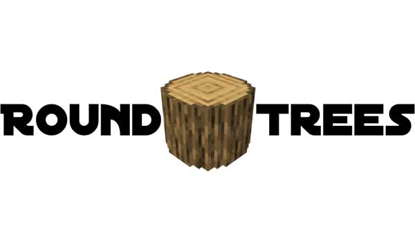 Round Trees Texture Pack
