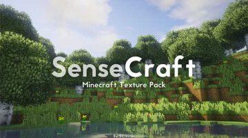 SenseCraft Texture Pack