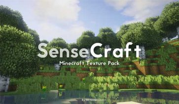 SenseCraft Texture Pack