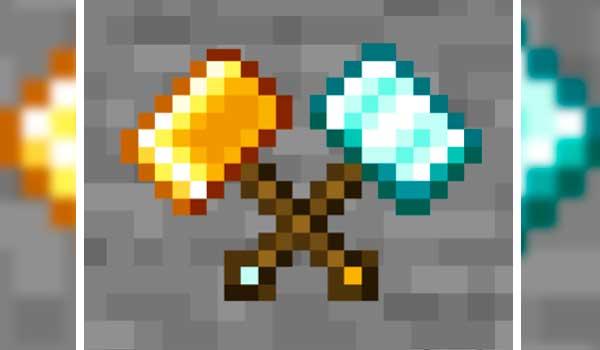 Vanilla Hammers Mod