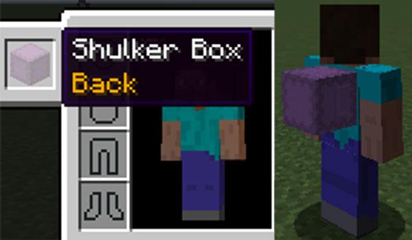 Curious Shulker Boxes Mod