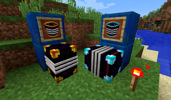 EnderTanks Mod
