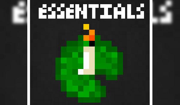 Essentials Mod