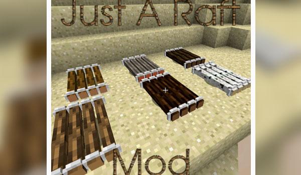 Just A Raft Mod