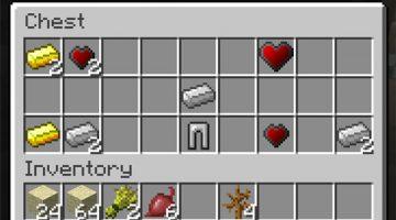 Level Hearts Mod