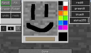 MC Paint Mod