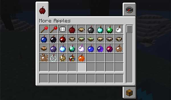 More Apples Mod