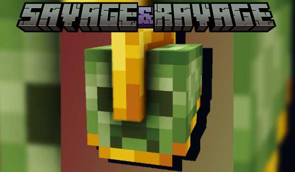 Savage & Ravage Mod