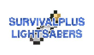 SurvivalPlus Lightsabers Mod