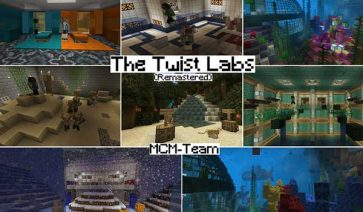 The Twist Labs Map