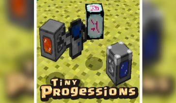 Tiny Progressions Mod