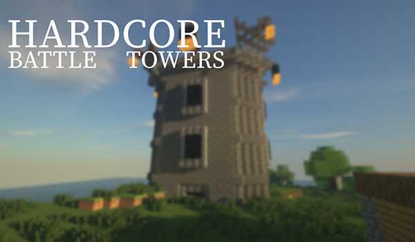 Hardcore Battle Towers Mod