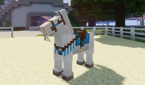 Horse Tack Mod