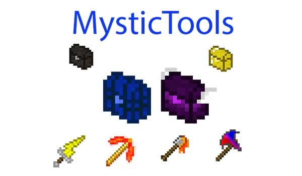 Mystic Tools 1.16.5, 1.15.2 and 1.12.2
