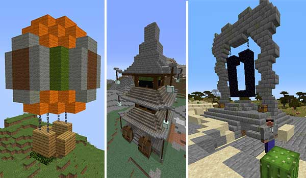 Shrines Structures Mod