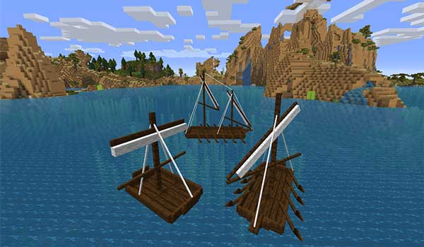 Small Ships Mod