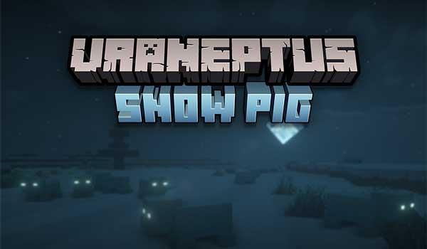 Snow Pig Mod