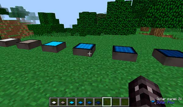 Solar Flux Mod