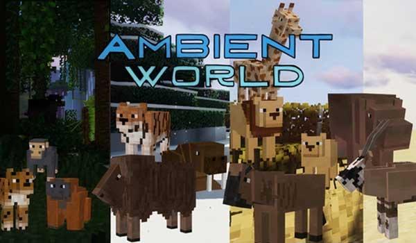 Ambient World Mod