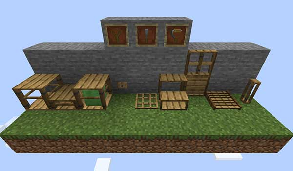 BlockCarpentry Mod