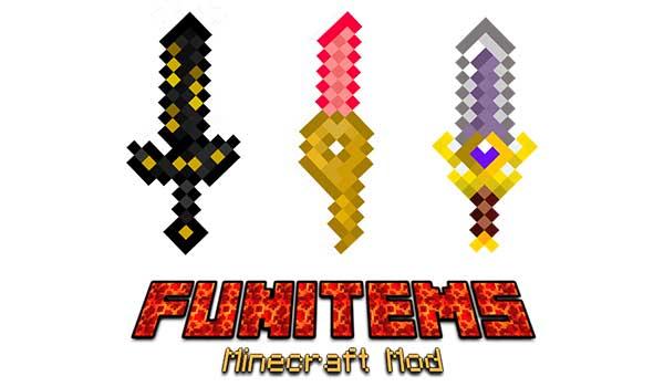 Fun Items Mod