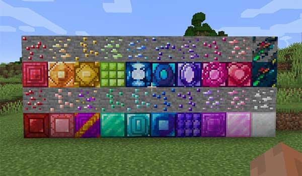 Gems & Jewels Mod