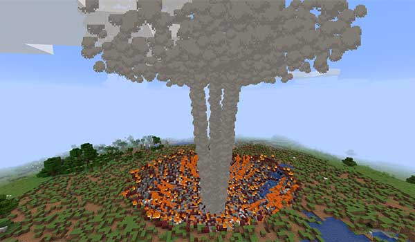 Guns, Rockets and Atomic Explosions Mod