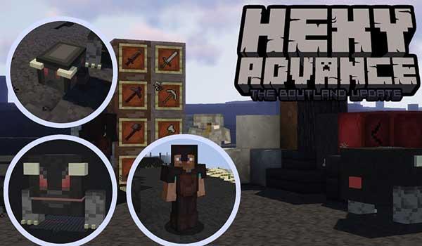 Hexy Advance Mod